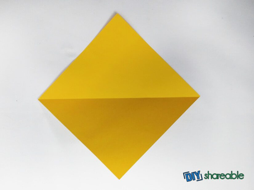 turn paper to diamond to create the mouse