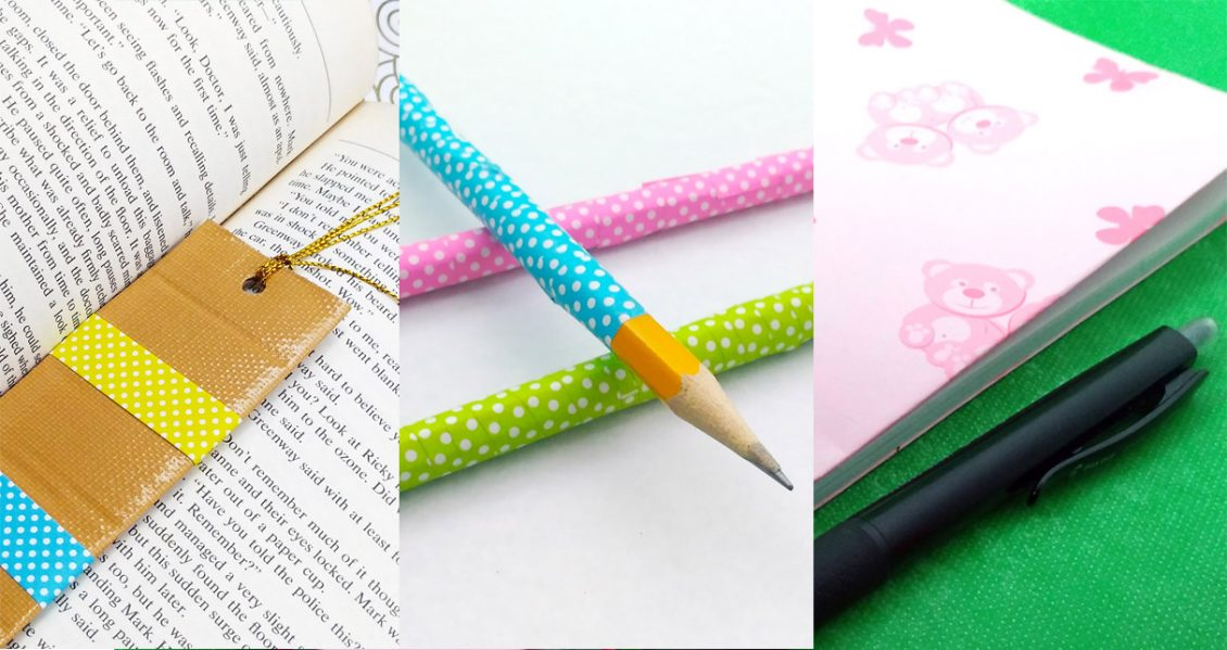 Brighten Your Child's Day with These DIY School Supplies (EASY)