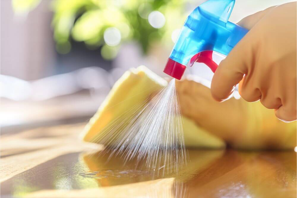 4 DIY All-Purpose Cleaners with Alcohol