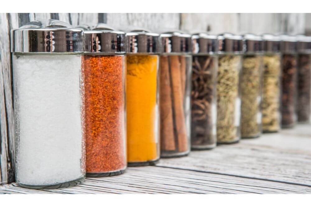 Clever DIY Ways to Store Kitchen Spices