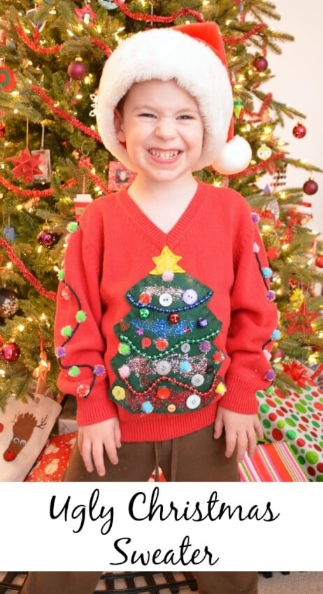19 ugly christmas sweater ideas that will make your friends laugh kids need ugly christmas sweater ideas too solutioingenieria Gallery