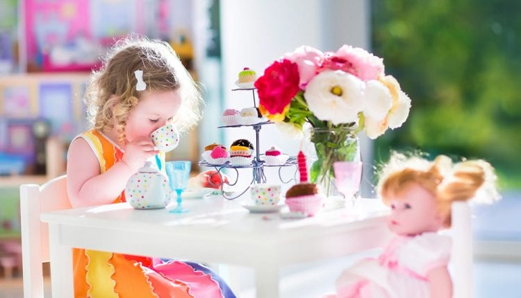 How To Make Barbie Furniture Out Of Household Item