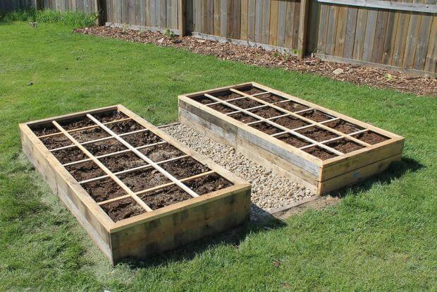 How To Build Cheap Raised Garden Beds With Free Pallets