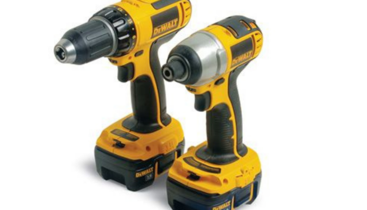 an impact wrench and an impact driver photo