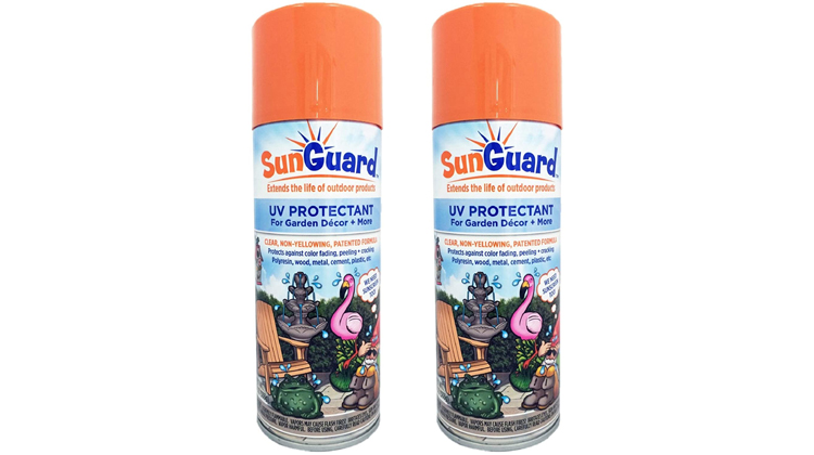 SunGuard's UV-Protectant Spray