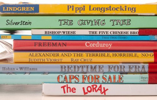 end of year teacher gifts classroom books