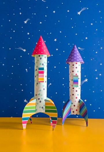 31 Easy Amp Adorable Construction Paper Crafts For Kids All