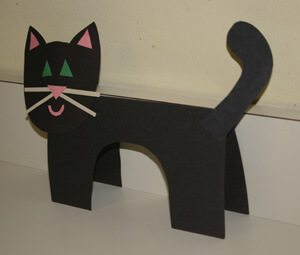 31 Easy Adorable Construction Paper Crafts For Kids All Ages
