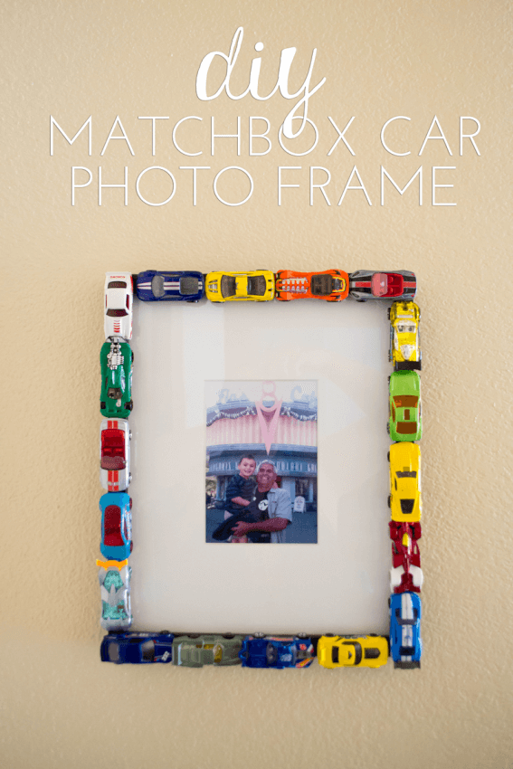 31 Easy & Charming DIY Picture Frame Ideas (You\'ll Want To Try)