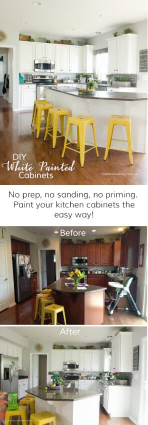 What'S The Best Way To Do Chalk Paint Kitchen Cabinets? (How To)