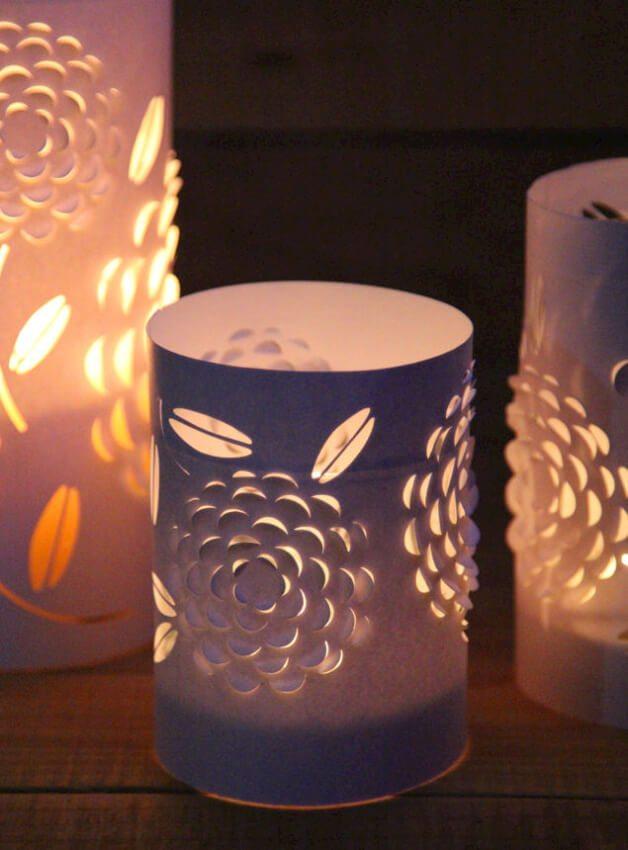 How To Make A Diy Paper Lantern Or Two In A Day