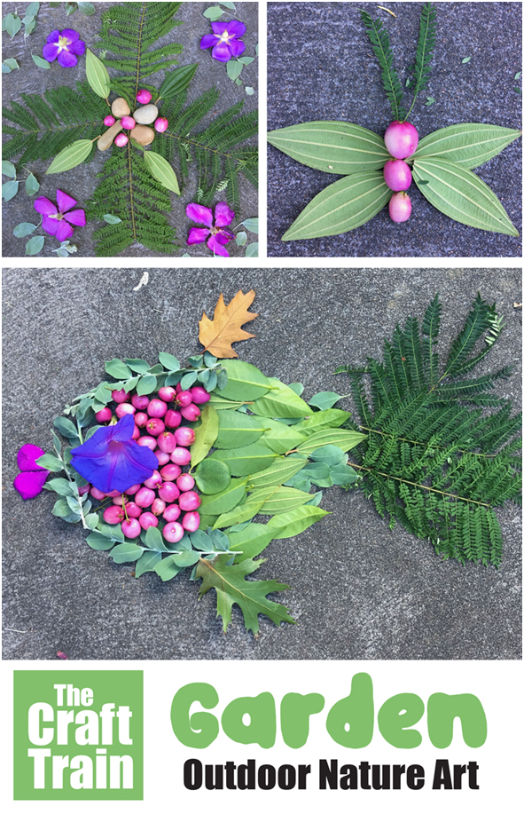 Crafts flowers