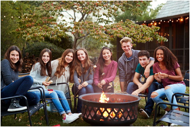 Outdoor Diy Portable Fire Pit