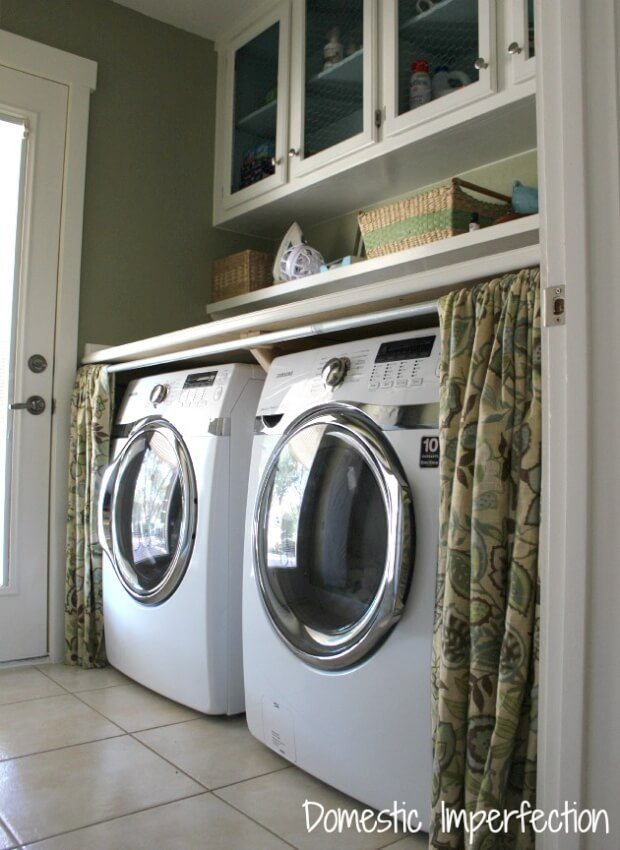 23 Clever Ways To Kickstart Your Diy Laundry Room Makeover